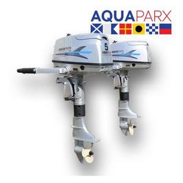 Fuoribordo Aquaparx 5 HP 4 Tempi