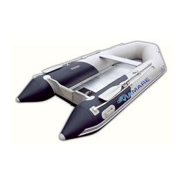 Pneumatico VIAMARE 330 con piano in alluminio