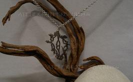 """Anhänger """"Natura Morta"""" K82 Fair Trade Silber aus Bolivien"""