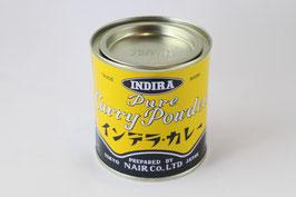 インデラカレー粉 100g缶