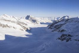 Doppelkarte A5 / hochweiss  - Alpen 2 - P3124628