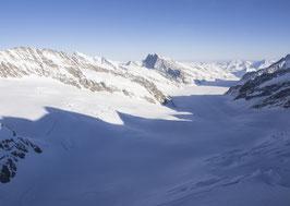 Doppelkarte A5 / hochweiss  - Alpen - P3124625