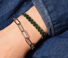 Mosaic Bracelet (ohne Gliederarmband)