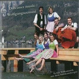 CD Dulcimer music, Wolfgangseemusi