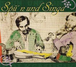 CD Spü'n und Singa