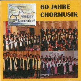CD 60 Jahre Chormusik