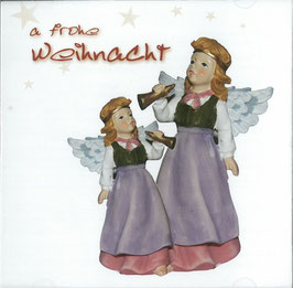 CD A frohe Weihnacht