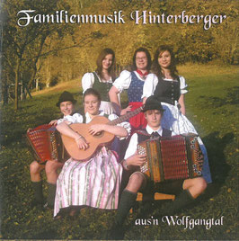 CD Familienmusik Hinterberger