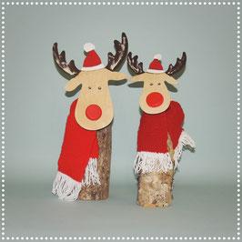 Rudolf mit dem Wackelkopf