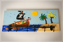 Kindergarderobe Piraten 71 cm