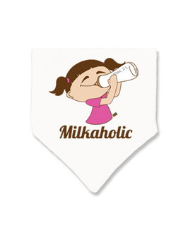"""Halstuch / Nikituch """"Milkaholic"""""""