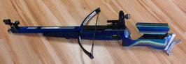 10m Armbrust mit Waltherschaft, blau