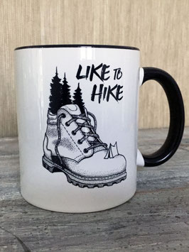 LIKE TO HIKE | MUG #1