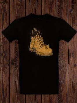 WANDERSCHUH Shirt schwarz