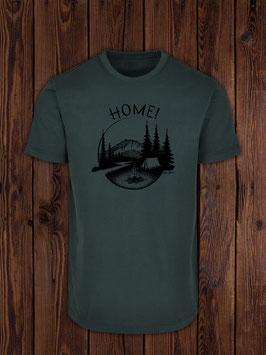 HOME Shirt bottlegreen