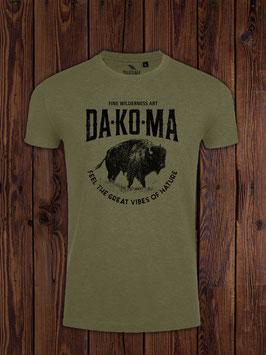 DA-KO-MA Shirt khakigreen