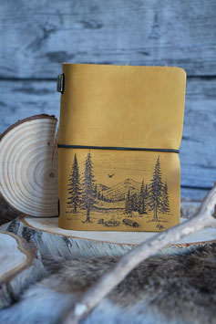 Notebook Journal | LAGERFEUER