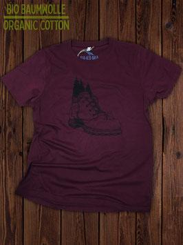 WANDERSCHUH burgundy Shirt