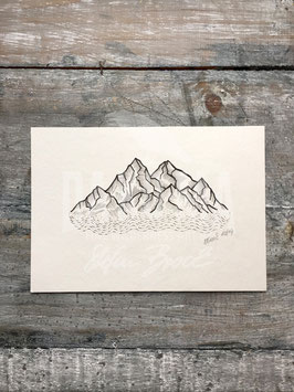 MOUNTAINS | ORIGINAL ARTWORK
