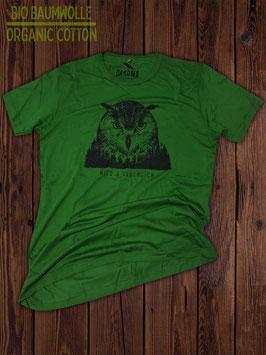 EULE green Shirt