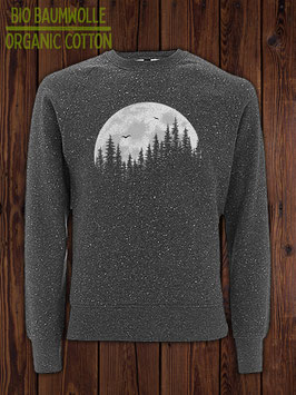 MOON Raglan Sweatshirt