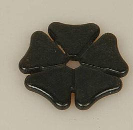Sporenräder - Black Steel - Typ 6 - kleines Kleeblatt
