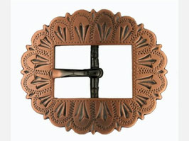 Copper Cart Buckle