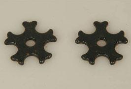 Sporenräder - Black Steel - Typ 4