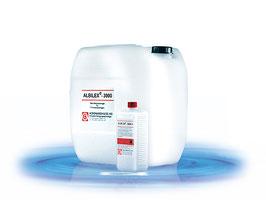 Albilex 3000 Reinigungs- und Desinfektionsmittel inkl. Aktivator für Trinkwasserspeicher