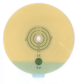 2-teilige Basisplatten