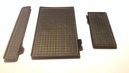 Orig. Seat Teile - Gummieinlagen für Leon (5F) VFL