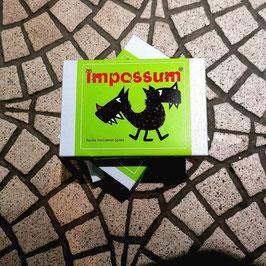 Impossum: Ein Bluffspiel um Tiernamen