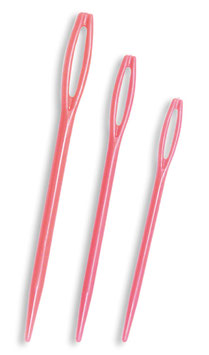 Ka Seeknit Yarn Darning Needles Plastic