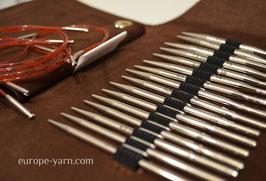 Addi Click Lace Set  - Набор 8 пар укороченных разъемных спиц