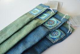 Silk Needle Sleeve - Шелковые чехлы для прямых спиц