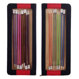 Knit Pro Zing 35 cm Набор прямых спиц