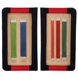 Knit Pro Zing Spiele 15 cm Набор чулочных спиц 15 см