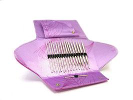 Addi Click Lace Long Set  - Набор 8 пар разъемных спиц с удлиненными кончиками