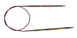 Knit Pro Symfonie 100 cm - Деревянные круговые  спицы на леске 100 см