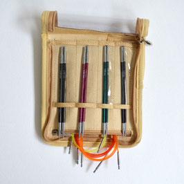 Knit Pro Royale Midi Set Набор разъемных спиц с лесками, средний