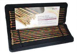 Knit Pro Symfonie Singlepointed Needles 25 cm - Набор прямых спиц 25 см