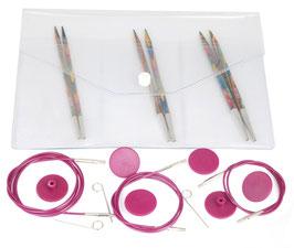 Knit Pro Symfonie Starter - Набор разъемных деревянных спиц