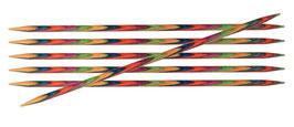 Knit Pro Symfonie 10 cm - Деревянные чулочные спицы 10 см