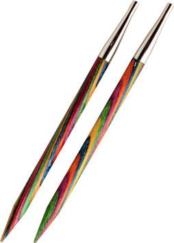 Knit Pro Symfonie Short - Деревянные разъемные укороченные спицы