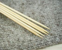 KA Seeknit Shirotake чулочные спицы 15 см