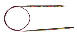 Knit Pro Symfonie 120 cm - Деревянные круговые  спицы на леске 120 см