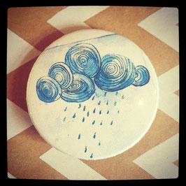 Petit badge Joli nuage