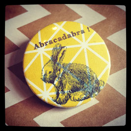 Petit badge Abracadabra