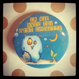 Petit badge La vie avec toi volume 2 !
