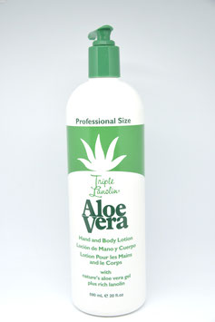Aloe Vera Hand- & Bodylotion 590ml